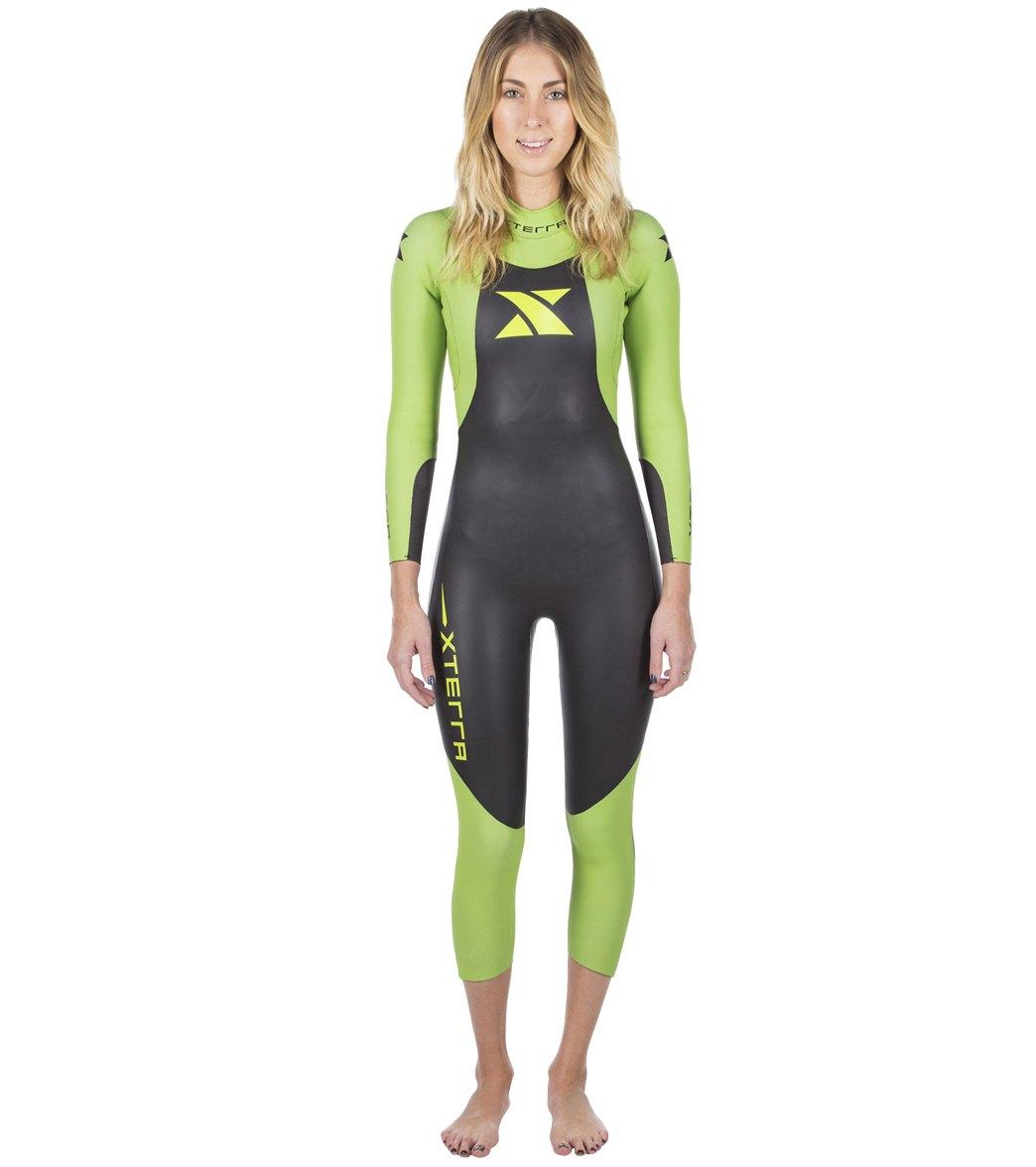 3386526e61 Xterra Wetsuits Women s Vivid Fullsuit Tri Wetsuit at SwimOutlet.com - Free  Shipping