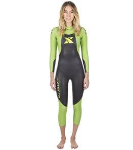 Xterra Wetsuits Women's Vivid Fullsuit Tri Wetsuit