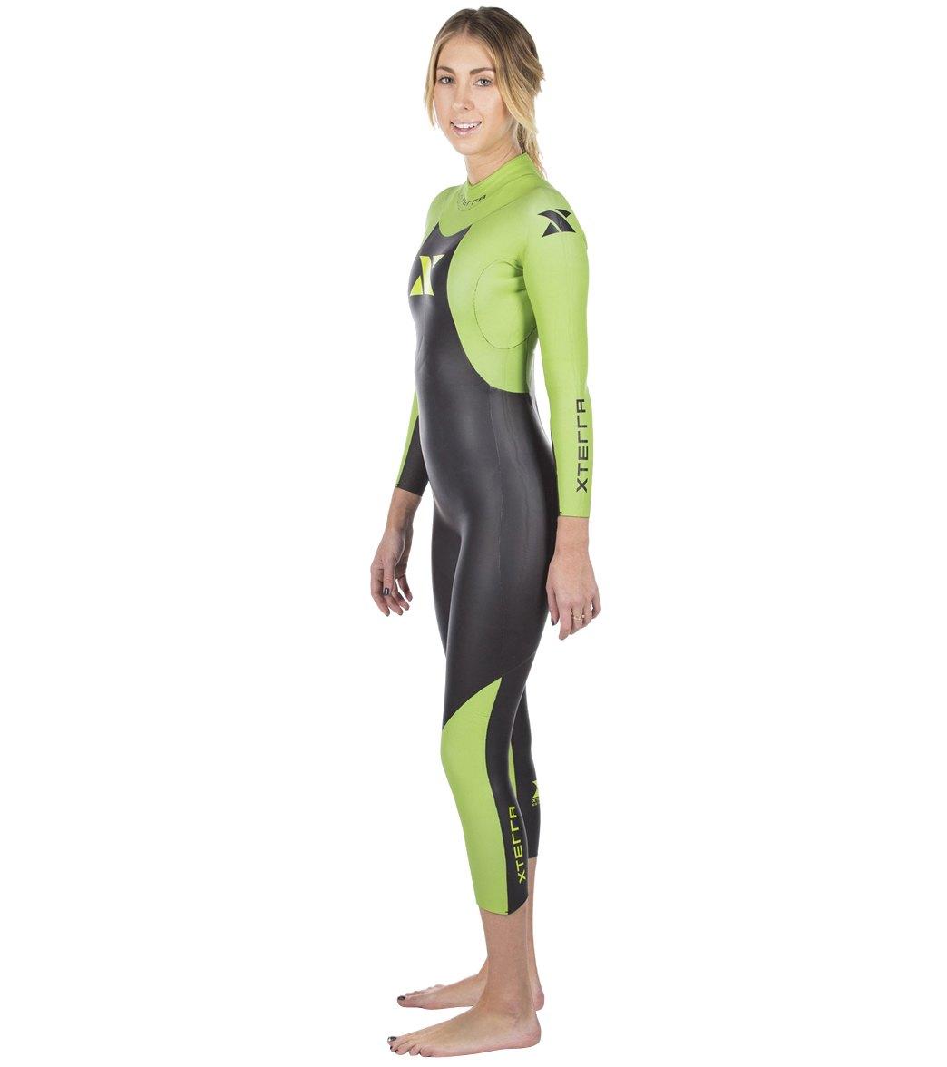 a629c0a3a1 Xterra Wetsuits Women s Vivid Fullsuit Tri Wetsuit at SwimOutlet.com ...