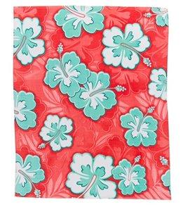 Sola 54 x 68 Hibiscus Breeze Blanket