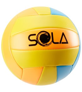 Sola Official Size Leather Volleyball