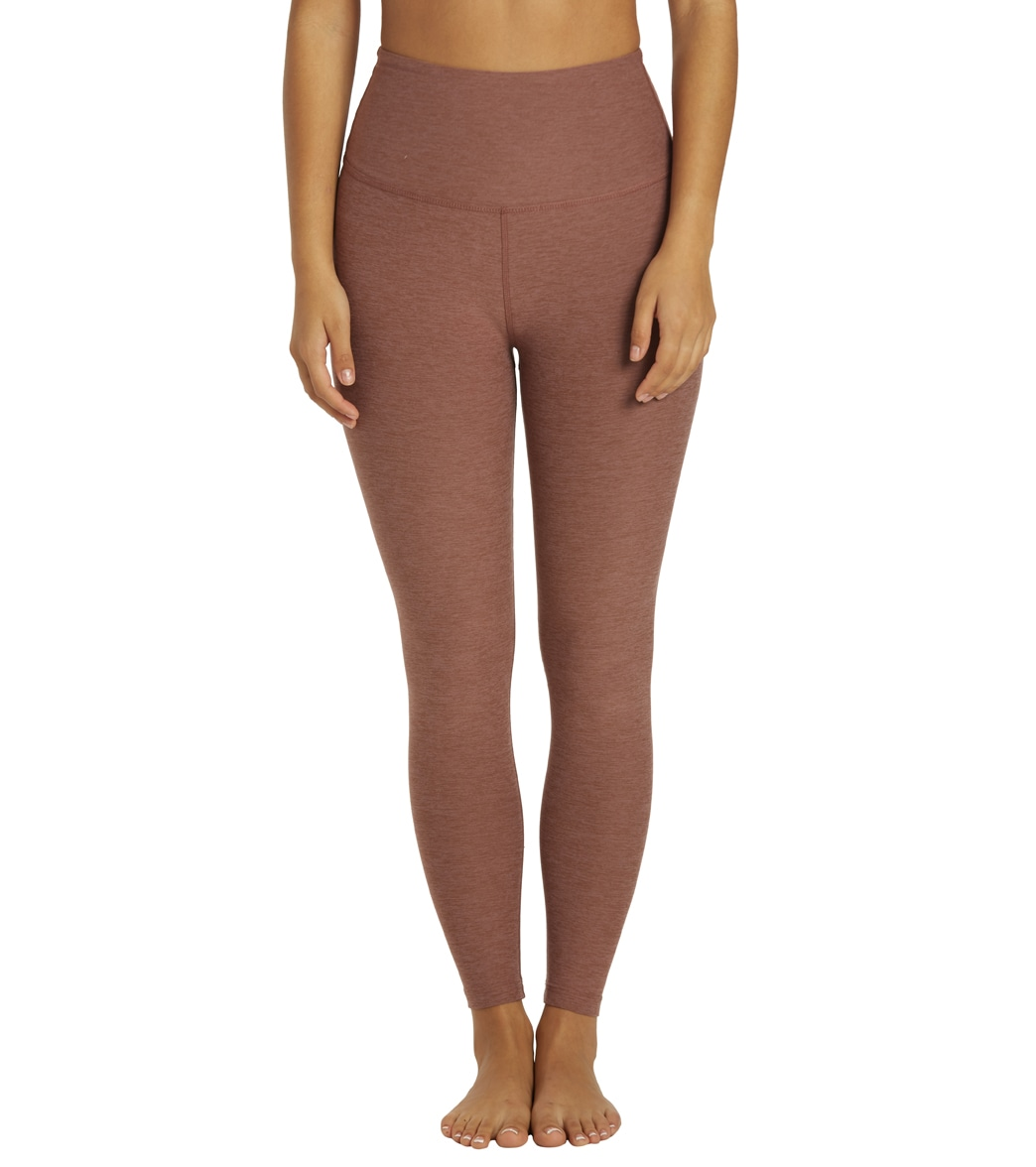f048523307 Beyond Yoga Spacedye High Waisted Caught In The Midi 7/8 Yoga Leggings at  YogaOutlet.com - Free Shipping