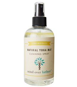 Mind Over Lather Spray Nozzle Yoga Mat Cleaner - Lemongrass