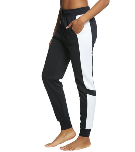 5ac0d78dc6563 Onzie Blocked Sweatpants at YogaOutlet.com - Free Shipping