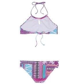 Raisins Girls' Sweet Surrender Cali Coast Two Piece Bikini Set (Big Kid)