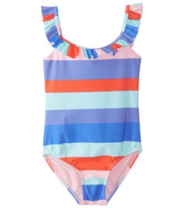 Raisins Girls' Cabana Girl Lil Tsunami One Piece Swimsuit (Little Kid)