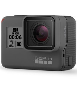 GoPro HERO 6 Black Action Waterproof Camera