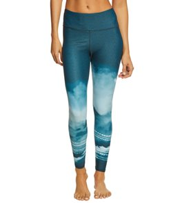 9c2bab6f9977f9 Manduka Crescent Moon Yoga Leggings at YogaOutlet.com - Free Shipping