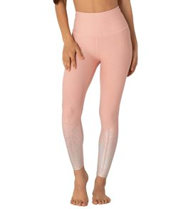 127eb3649f Beyond Yoga Alloy Ombre High Waisted Midi Yoga Leggings at YogaOutlet.com -  Free Shipping
