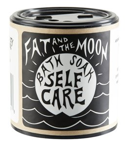 Fat and the Moon Self Care Bath Soak 6oz