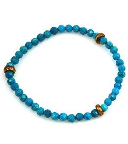 Silver & Sage Protector Bracelet
