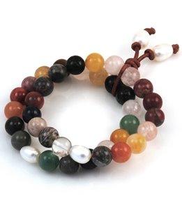 Silver & Sage Natural Wonders Bracelet