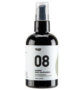 Way Of Will Refresh Moisturizing Body Oil
