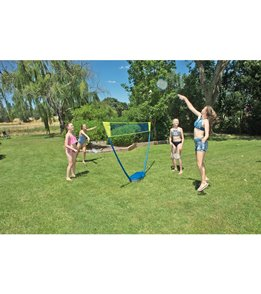 Poolmaster Badminton Pop-Up Game