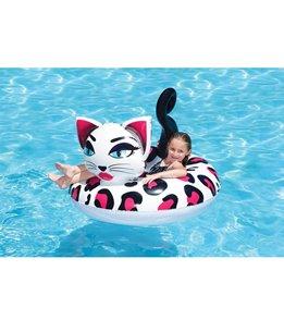 Poolmaster Pretty Kitty Tube
