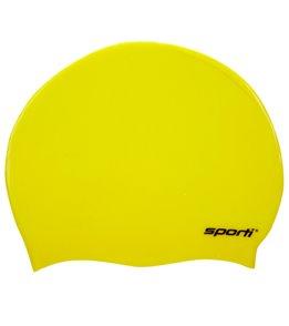 Sporti Ducky Silicone Swim Cap Jr.