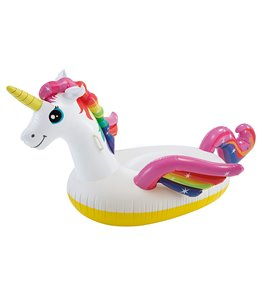 Intex Unicorn Ride-On Pool Float.