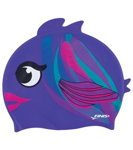 FINIS Kids' Animal Heads Silicone Cap
