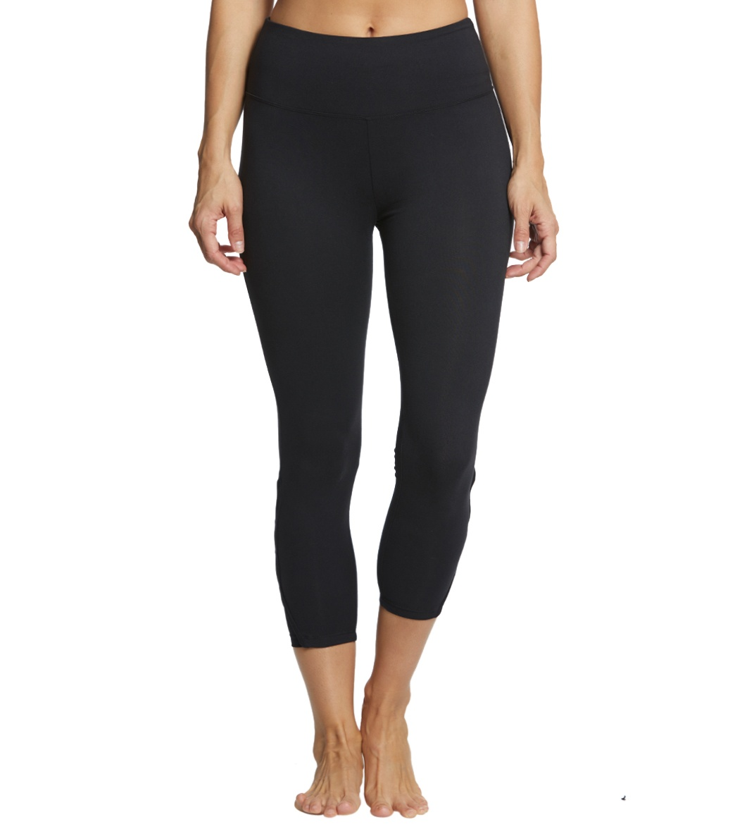 c8424ac654f2a Balance Collection Abigail Yoga Capris at YogaOutlet.com - Free Shipping