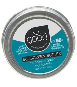 All Good SPF 50 Zinc Sun Butter Tin