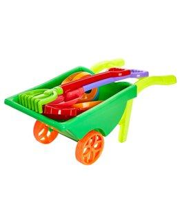 Sola 8 Pc Garden Cart Set