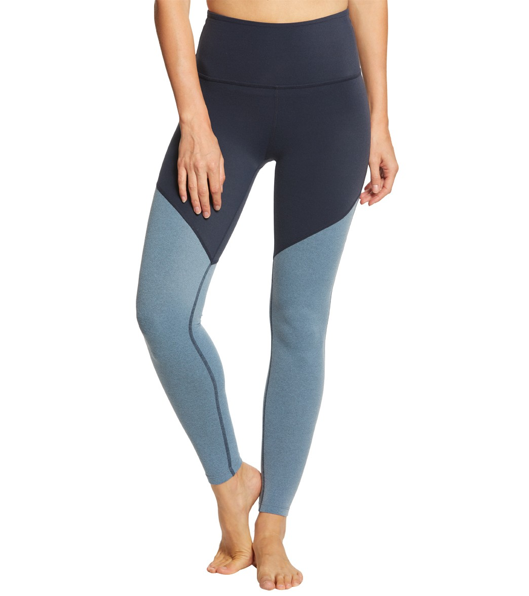 3230bbfab68dc Beyond Yoga Plush Angled High Waisted 7/8 Yoga Leggings at YogaOutlet.com -  Free Shipping