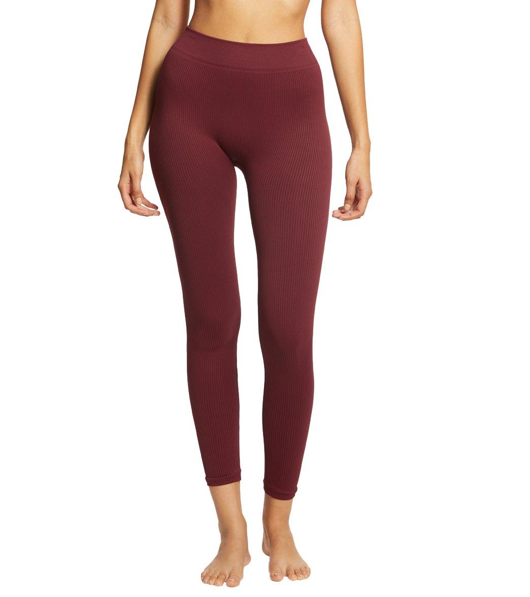 981f0b0c4b007 Spiritual Gangster Rishi Seamless Yoga Leggings at YogaOutlet.com - Free  Shipping