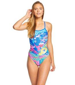 Amanzi Women's Fly Away One Piece Swimsuit