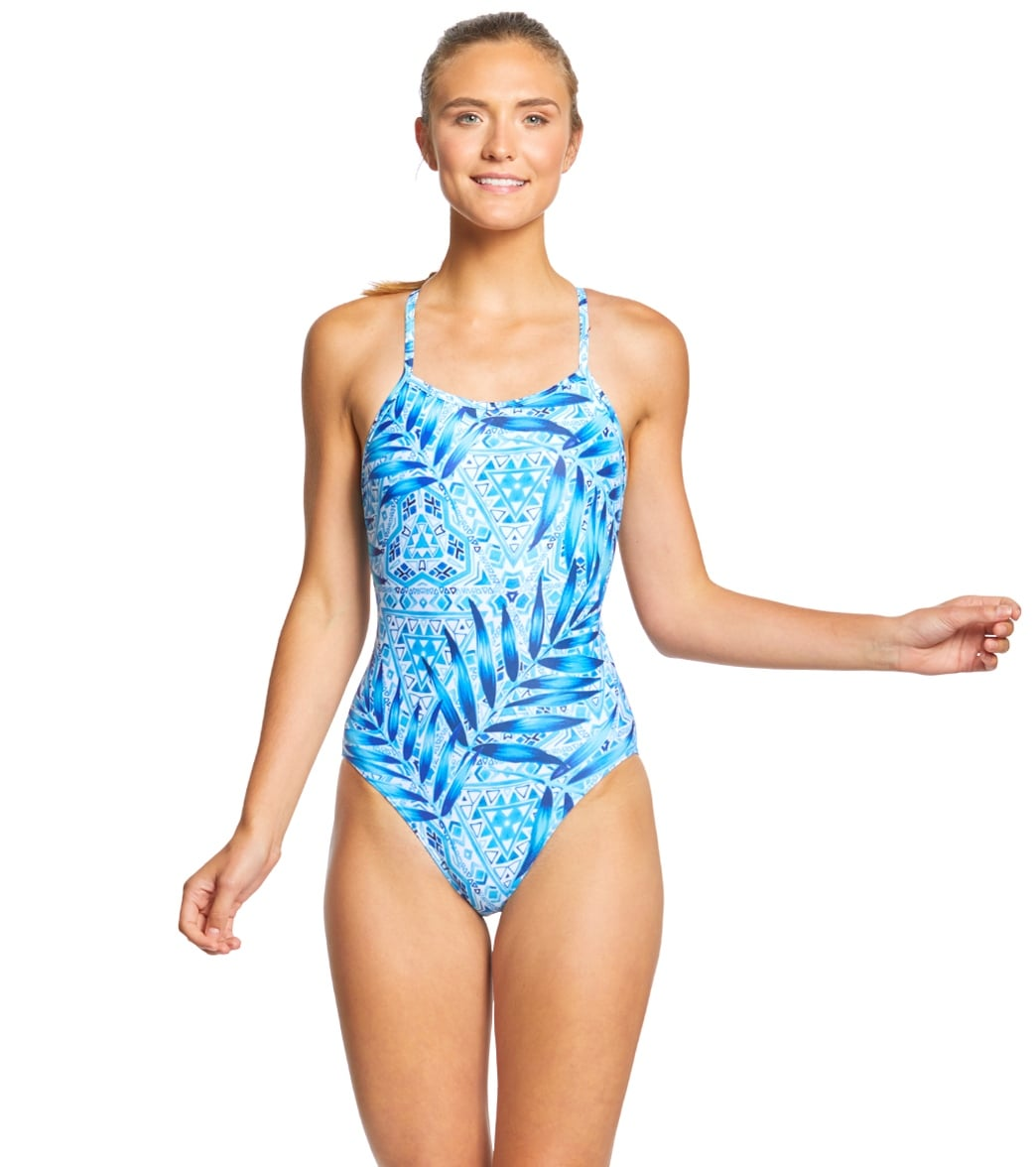 d2430698ac1 Amanzi Women s Santorini One Piece Swimsuit at SwimOutlet.com - Free ...