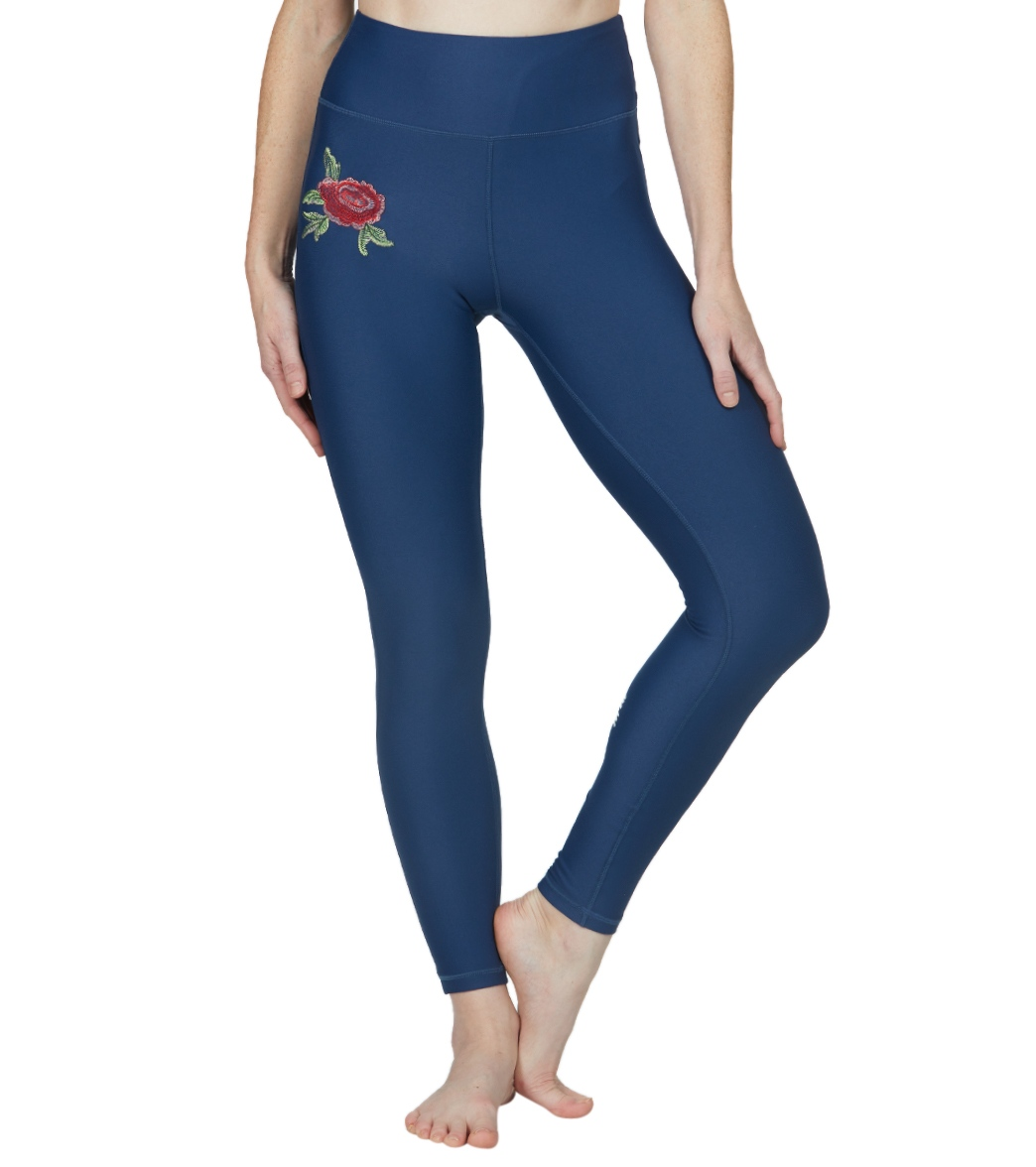 6fde6a6b103c2f Spiritual Gangster Perfect High Waisted Leggings at YogaOutlet.com - Free  Shipping