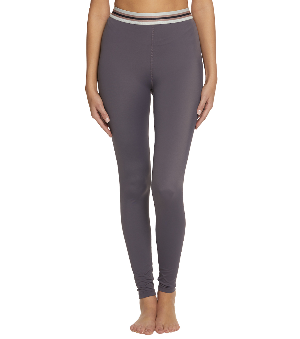 e6c2b13e25 Beyond Yoga Compression One More Stripe High Waisted Yoga Leggings at  YogaOutlet.com - Free Shipping