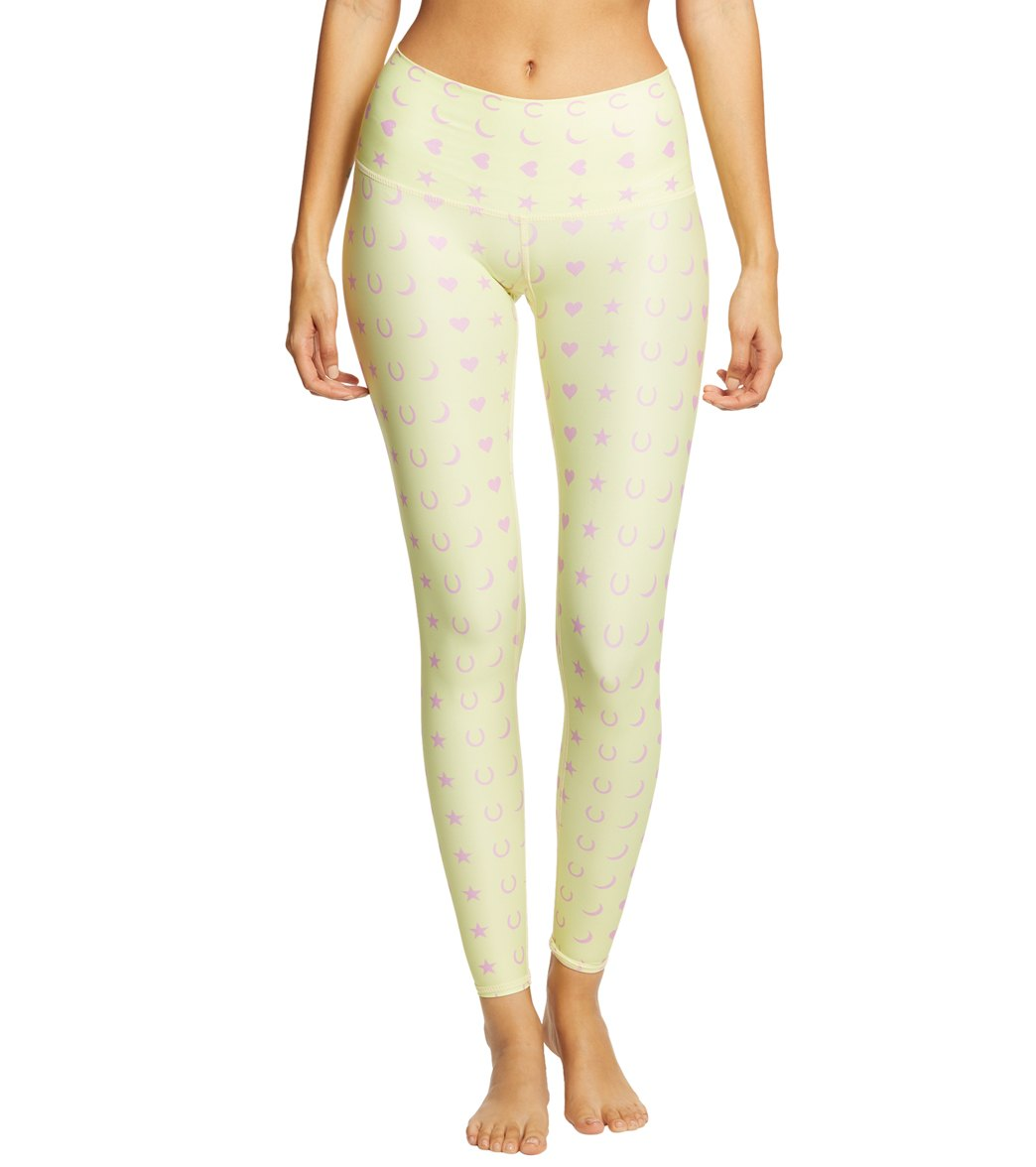 8ba8b595bf Teeki Fortune Teller Hot Yoga Pants at YogaOutlet.com - Free Shipping