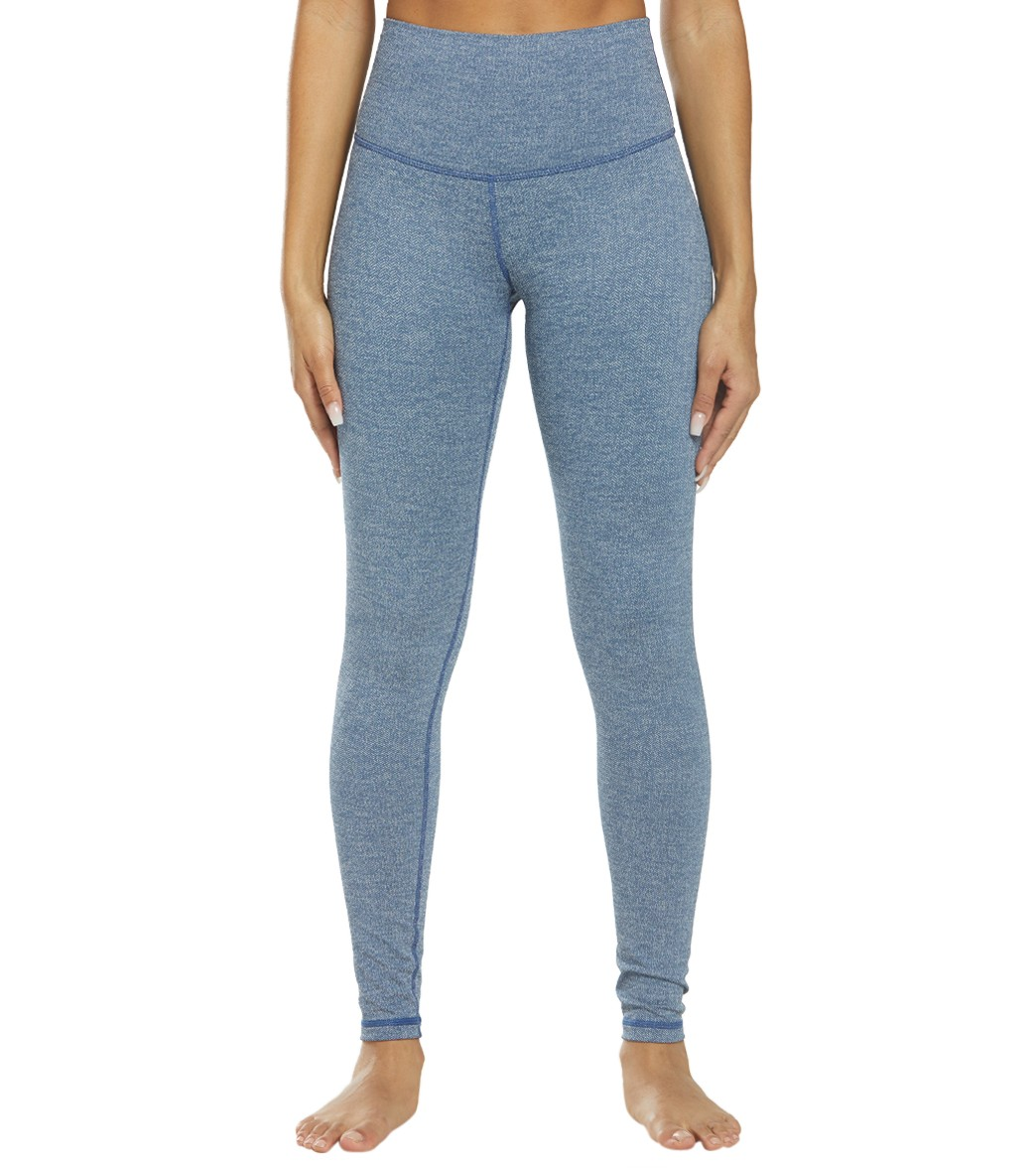 e8f10688f5 DYI Herringbone Yoga Leggings at YogaOutlet.com - Free Shipping