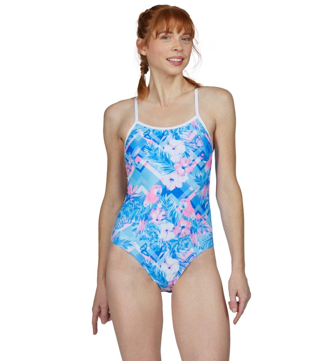 Amanzi Women's Summer Oasis One Piece Swimsuit