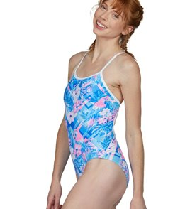 Amanzi Women's Summer Oasis One Piece Swimsuit