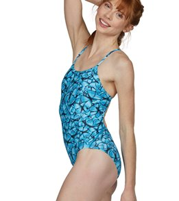 Amanzi Women's Wingsical One Piece Swimsuit