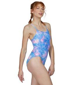 Amanzi Women's Mermaid Kisses One Piece Swimsuit