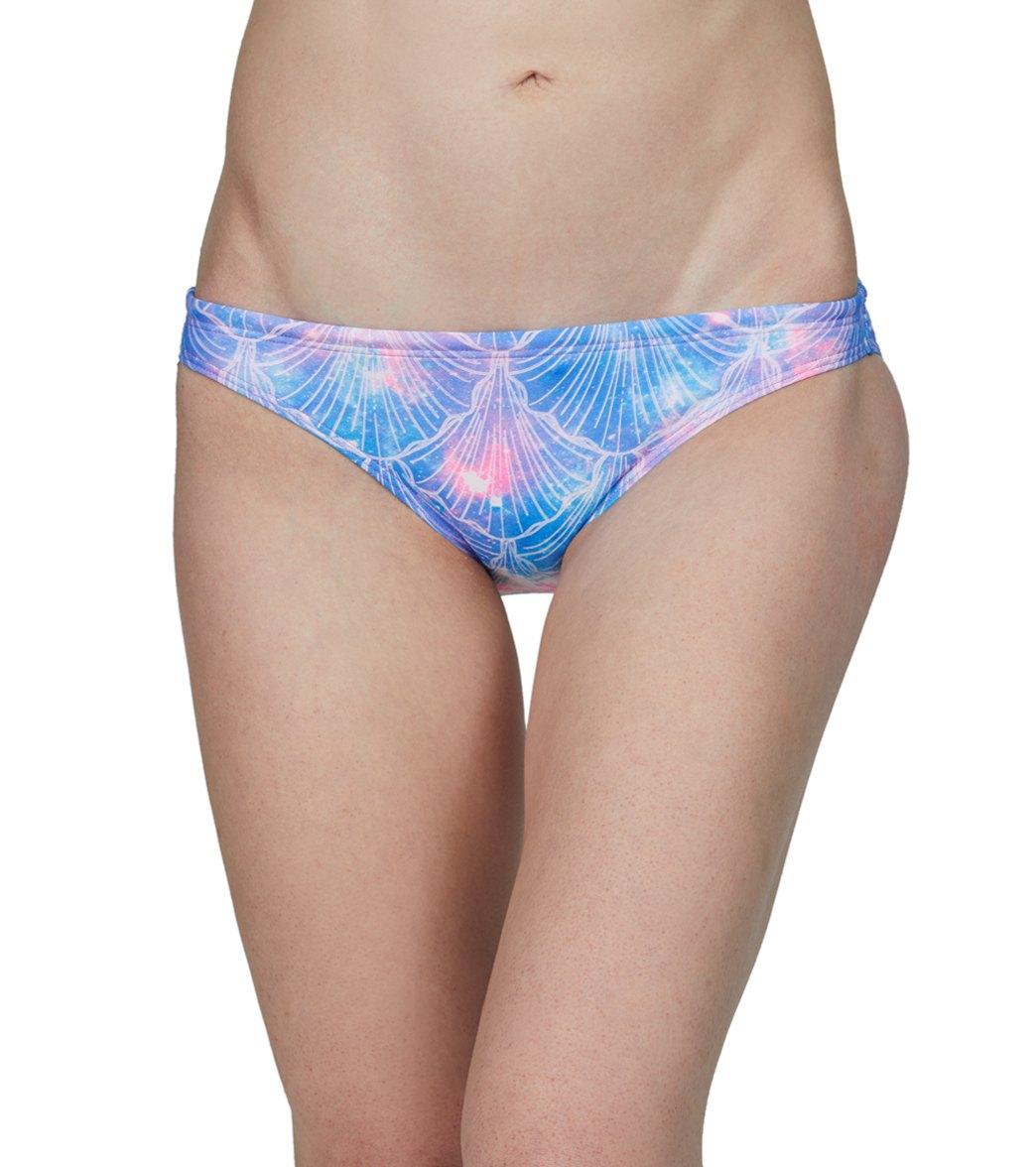Amanzi Women's Mermaid Kisses Bikini Bottom
