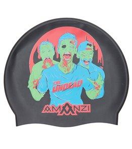 Amanzi The Undead Silicone Swim Cap