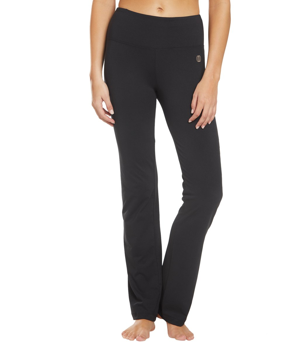 f2c4bfea12 Balance Collection Barely Flare Yoga Pants at YogaOutlet.com
