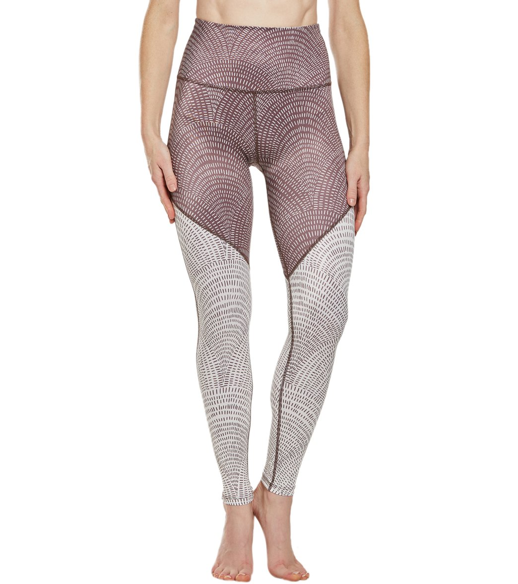 2036b116af9f6d Beyond Yoga Lux High Waisted Angled 7/8 Yoga Leggings at YogaOutlet.com - Free  Shipping