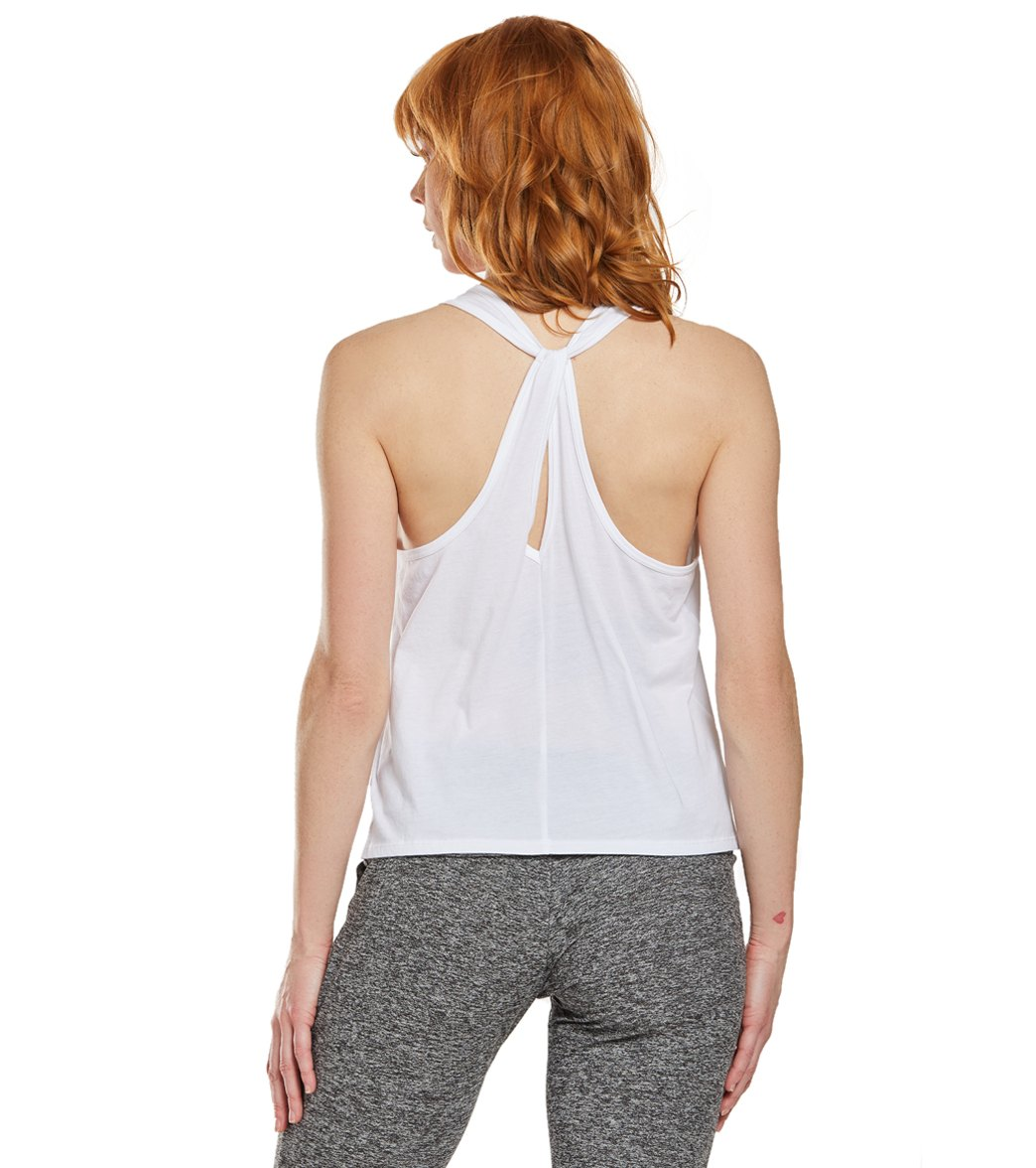 e5729d938 Beyond Yoga To The Point Yoga Tank Top at YogaOutlet.com