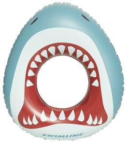 Swimline Kids Shark Mouth Pool Ring