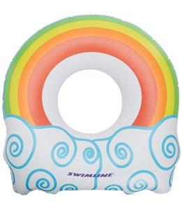 Swimline Kids Rainbow Pool Ring
