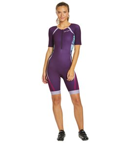 Orca Women's Exclusive Short Sleeve Aero Tri Suit