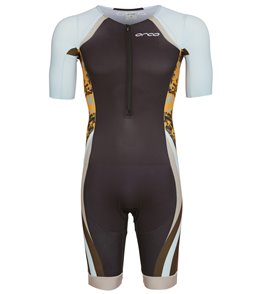 Orca Men's Exclusive Short Sleeve Aero Tri Suit