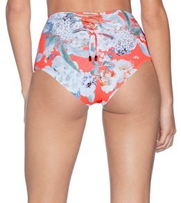 Maaji Bouquet Darling High Rise Bikini Bottom