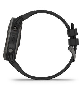 Garmin Fenix 6X Pro Solar Titanium Carbon Gray DLC/ Black Band