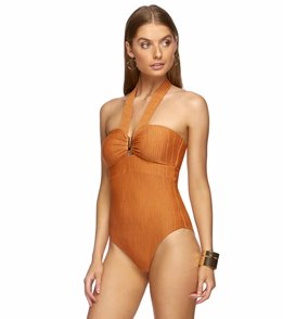 Jets Swimwear Australia Radiance Bandeau One Piece Swimsuit