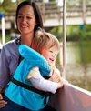 Aqua Leisure Infant Life Jacket USGA approved (30 Lbs Or Less)